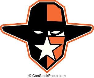 texas-cowboy-star-bandana