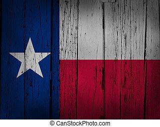 Texas Grunge Background