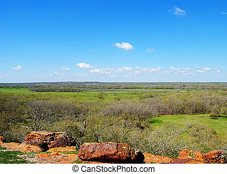 Texas Hill Country - Hill Country