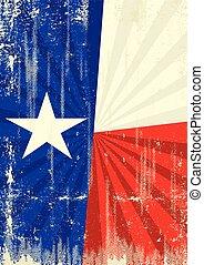 Texas retro sunbeams