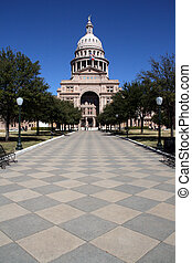Texas State Capitol Build - The Texas State Capitol Building...