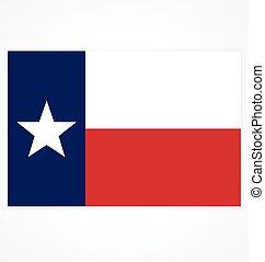 texas tx state flag accurate correct vector