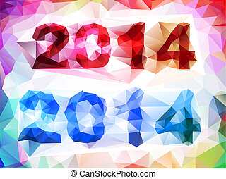 text 2014 year