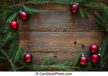 text, agremanger, jul, bakgrund, utrymme