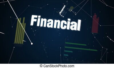 Text animation 'ACCOUNTING' - Management, Financial,...