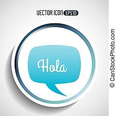 text balloon design