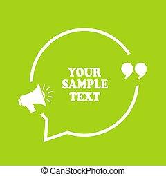 text, design, bubbla