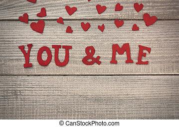 text, gjord, romantisk, filt
