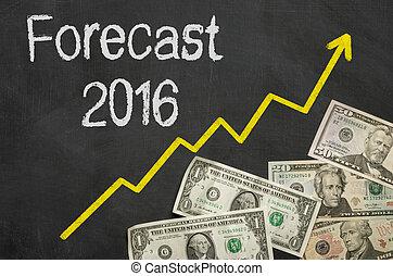 text, -, prognose, tafel, geld, 2016