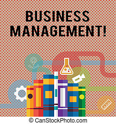 Text sign showing Business Analysisagement. Conceptual photo...