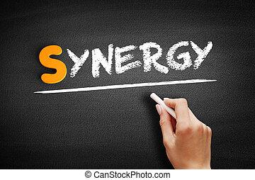 text, synergy, tabule