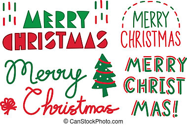 text, vánoce