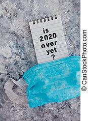 texte, chirurgical, suivant, covid-19, encore, pandémie, sur, note, 2020, figure, après, virus, vie, masque