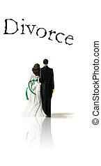 texte, couple, mariage, divorce