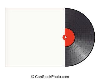 texte, enregistrement, couverture, vinyle, espace