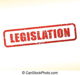 texte, législation, buffered