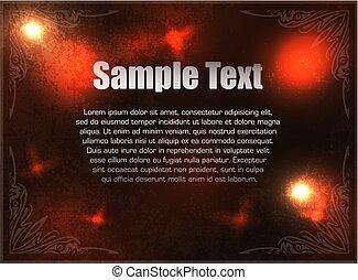 texte, résumé, fond