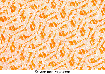 textiel, model, -, groenteblik, zijn, gebruikt, als, een,...