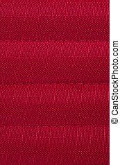 textile, arrière-plan rouge