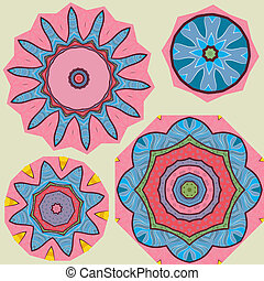 textile design background