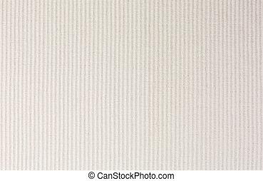 textile place mat - close-up of white textile place mat
