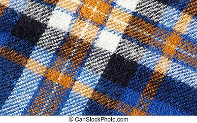 textile, résumé, fond