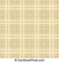 Textile seamless checked pattern