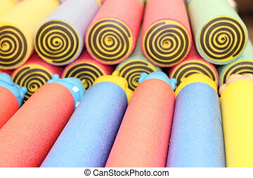 Textiles & fabrics - textiles & fabrics being sold in a...