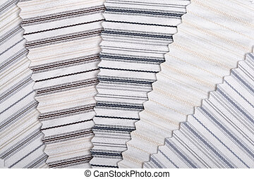 textilvaror, randig