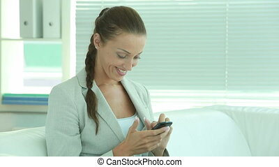 texting, bureau