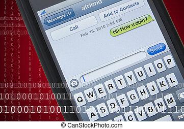 textmitteilung