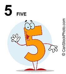 texto, sujeito, 5, cinco, número