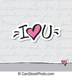 texto, tu, amor