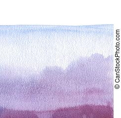 textura, abstratos, papel, acrílico, aquarela, experiência., pintado