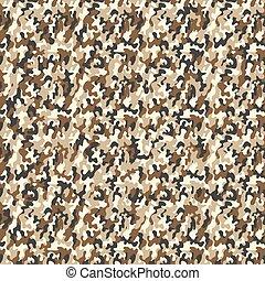 textura, camuflagem, seamless, vetorial, militar