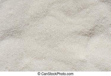 textura, de, açúcar