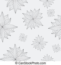 textura, eps10, seamless, flower.