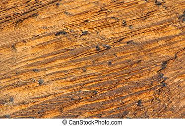 textura, fundo, rocha