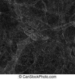 textura, mármol negro, plano de fondo