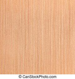 textura madeira, carvalho, fundo, folheado