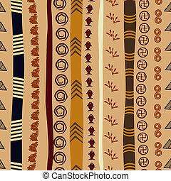textura, seamless, arabescos, africano