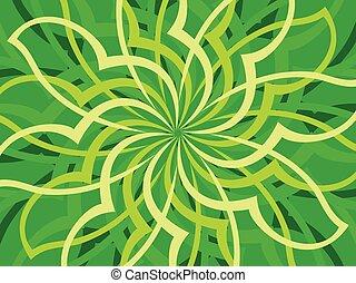 textura, verde, artisticos, fundo