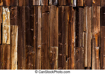 texturas, antigas, distante, oeste, madeira, califórnia