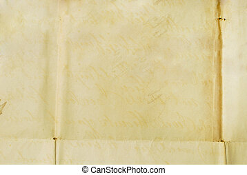 texturas, antigas, -, letra, fundo