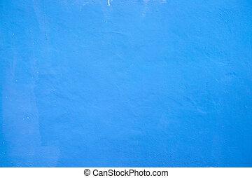 texturas, parede azul
