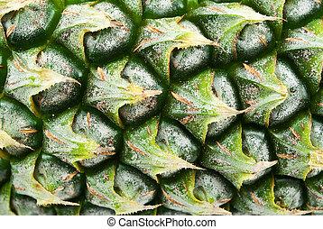 texture., ananas