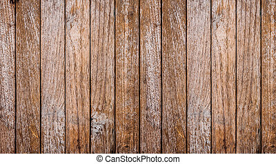 Texture and color of old wood panel for use as background