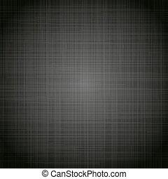 texture, arrière-plan., noir, tissu