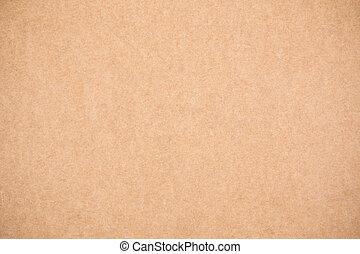 kraft paper - texture background of kraft paper