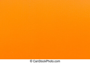Texture Background of Orange Cement Wall